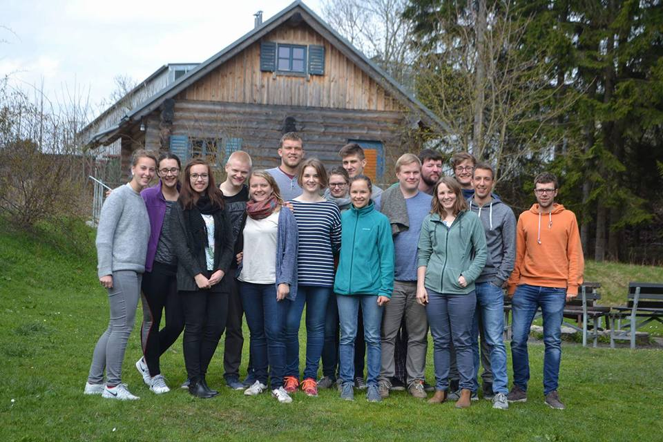 StuRaMed-Team in Johanngeorgenstadt