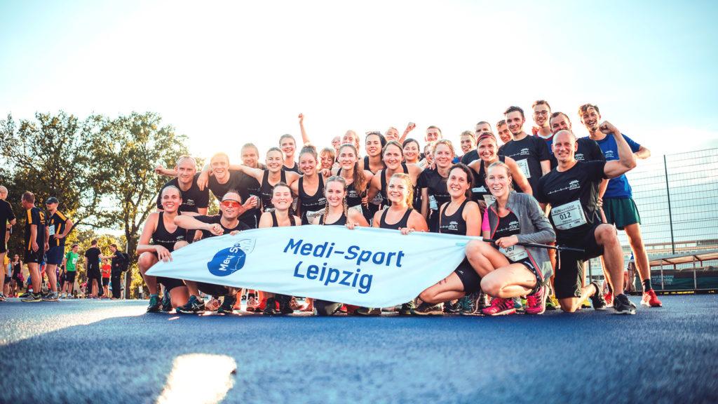 Unser Team Medi-Sport Leipzig