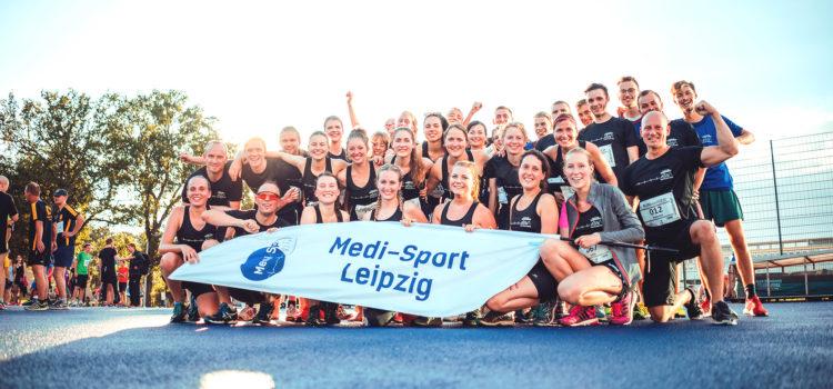 1. Platz für Team des Medi-Sport Leipzig beim RUNiversität 2017