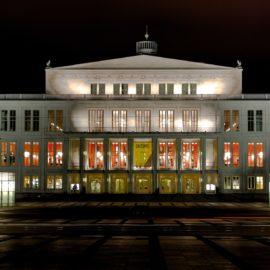 Leipziger Oper am Augustusplatz
