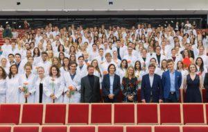 White Coat Ceremony 2017 (© Swen Reichhold, Universität Leipzig)