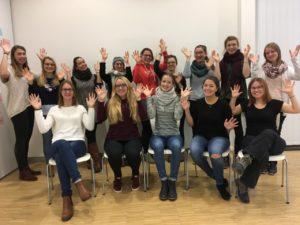 Teilnehmer des Projektwochenendes von Breaking the Silence