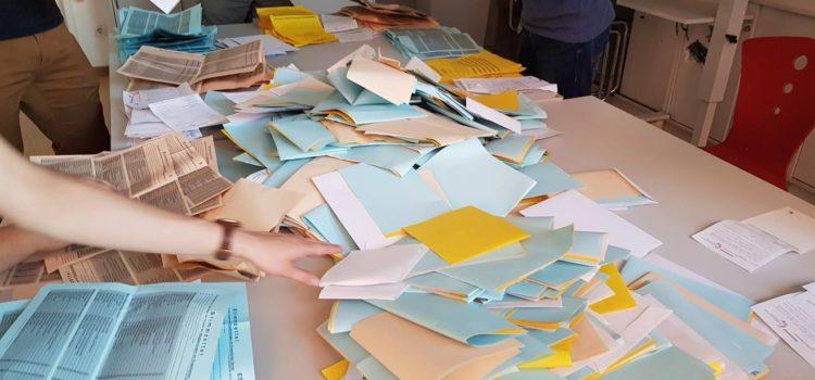 Vorläufige Wahlergebnisse veröffentlicht