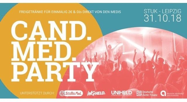 Cand.Med.-Party
