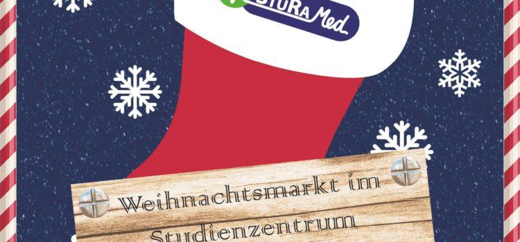 Weihnachtsmarkt im Studienzentrum