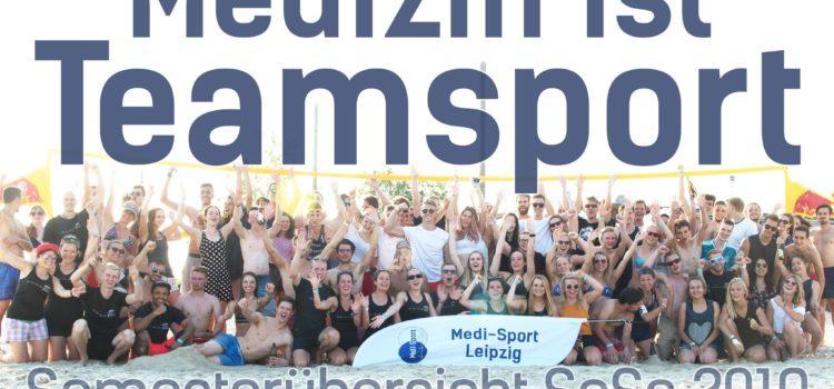 Medi-Sport Leipzig: Kurs- & Eventübersicht SoSe2019