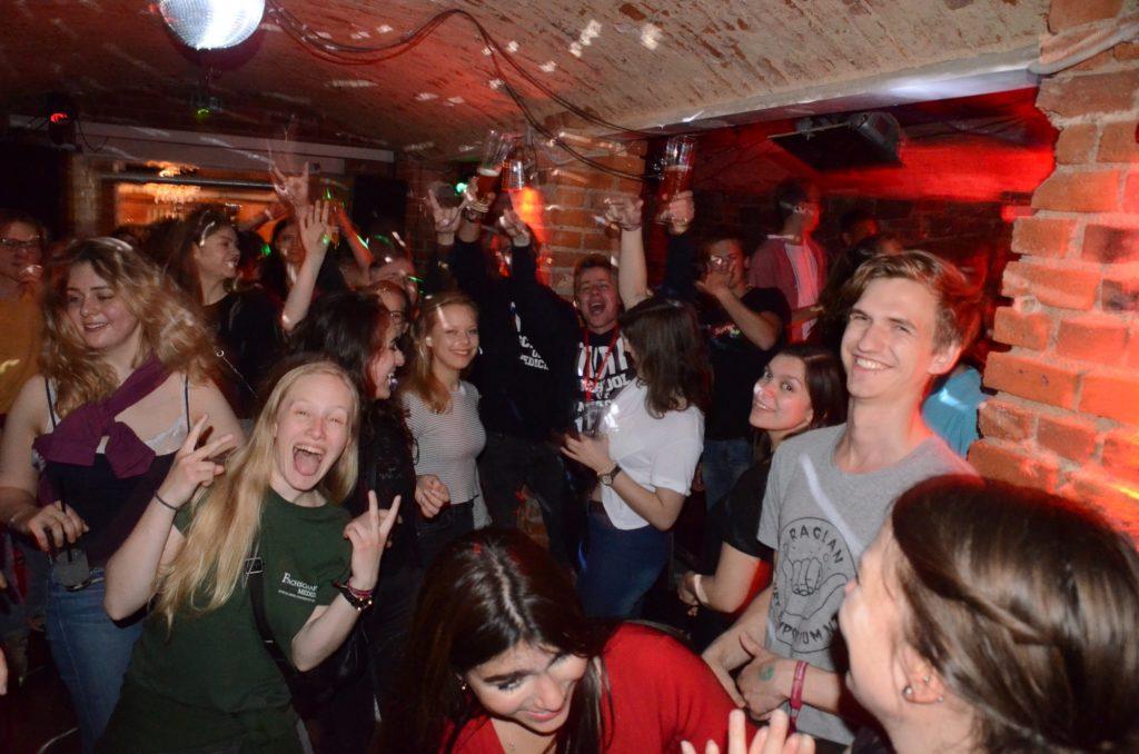 Party im Beyerhaus