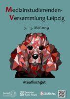 Plakat der MV in Leipzig #teuflischgut