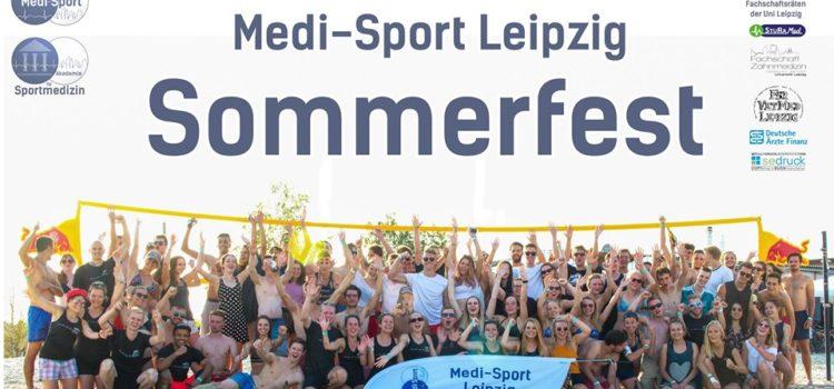 Medi-Sport Leipzig Sommerfest 2019