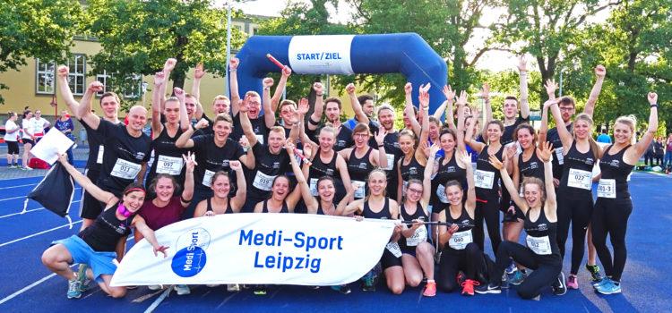 Titelverteidigung Medi-Sport Leipzig beim RUNiversität Leipzig 2019