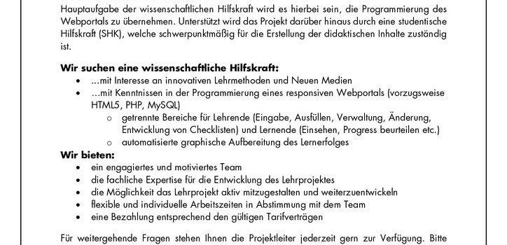 thumbnail of WHK Stellenausschreibung Anästhesiologie 09-2019