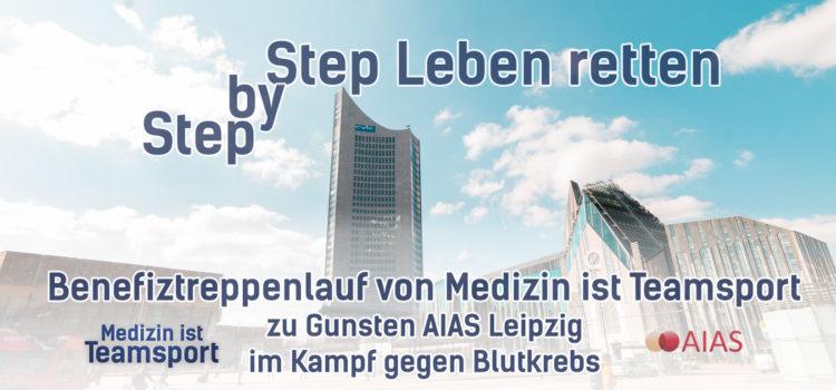 Step by Step Leben retten 2019 – Medizin ist Teamsport