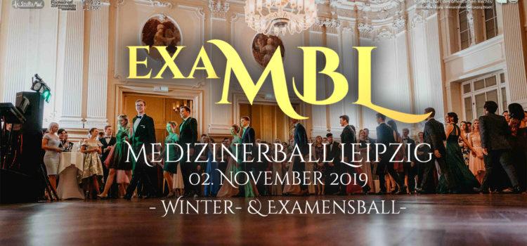 ExaMBL 2019 – Das war der erste Leipziger Winter- und Examensball