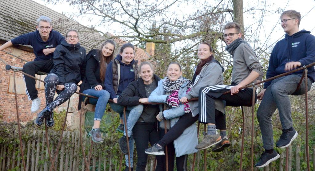 Fachschaftsratwochende im Umweltzentrum Ronney bei Magdeburg