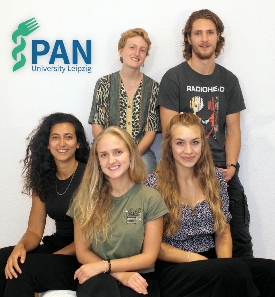 PAN University Leipzig Gruppenfoto