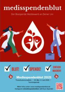 thumbnail of Medisspendenblut Poster 2021