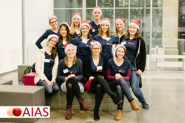 Leipziger AIAS-Team